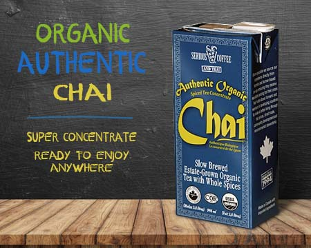 Authentic Chai Concentrate