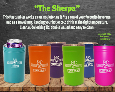 """The Sherpa"""