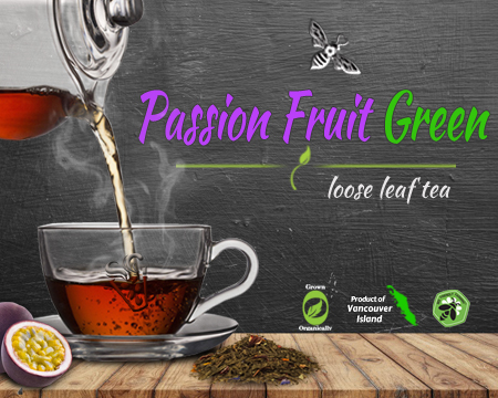 Passion Fruit Green