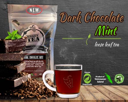 Dark Chocolate Mint