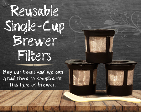 Reusable Single-Cup Filter