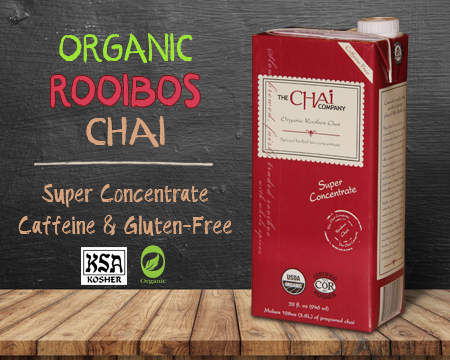 Rooibos Chai Concentrate
